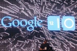 Zweiter Tag der Google I/O 2012 Keynotes.