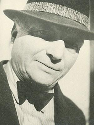 """War mit Alfred Kubin befreundet und erfand die """"Tarockei"""": Fritz von Herzmanovsky-Orlando."""