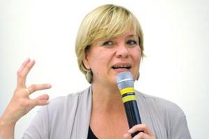 Barbara Schwarz, Landesrätin in NÖ für Soziales, Arbeit, Familie.