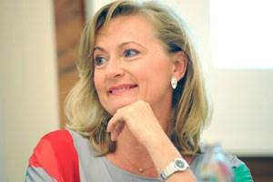 Manuela Vollmann, Geschäftsführerin des abz*austria.