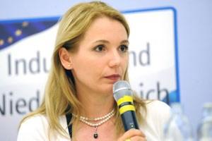Ulrike Weiß, Human-Resources-Direktorin Baxter.