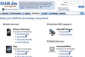 DAR.fm gibt es für Android als auch iOS
