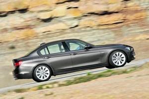 Der neue 3er BMW: Auch Sparen kann einen jung halten.