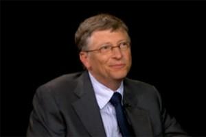"""Bill Gates ist zuversichtlich, dass """"Surface"""" gut ankommen wird."""