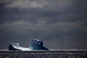 Was globale Konzerne hellhörig macht: Unterhalb des Eises im nördlichen Polargebiet sollen bis zu 90 Milliarden Fass Öl (je 159 Liter) lagern.