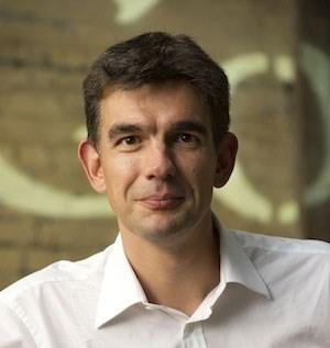 Eröffnet den Summit: Matt Brittin, Google Europe