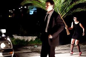 "Peter Turrinis moderner Klassiker ""Rozznjogd"" läuft täglich in der Tabakfabrik."