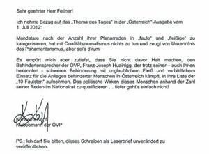 """Zutiefst empört"": ÖVP-Klubchef Kopf"
