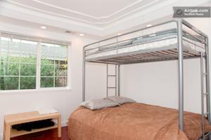 """Das """"Chez JJ"""" in Mountain View unterscheidet sich kaum von anderen Hostels. Lediglich das Klientel ist ein anderes."""
