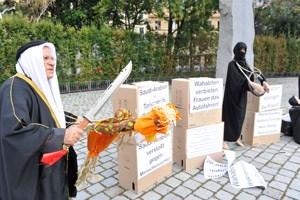 Die Intiative liberaler Muslime in Österreich protestiert gegen das Zentrum für interreligiösen Dialog.