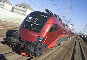 Laut Erhebungen des Verkehrsclub Österreich (VCÖ) belegt Österreich beim Bahnfahren europaweit den dritten Platz.