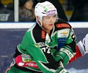 Nach 149 Scorerpunkten in 118 Spielen für Olimpija Ljubljana folgte John Hughes seinem Trainer Hannu Järvenpää nach Villach.