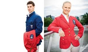 Die österreichische Olympiamannschaft wird von Schneiders ausgestattet.