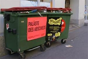 """Die AbfallberaterInnen wollen keine """"48er-Wegwerfartikel"""" sein."""