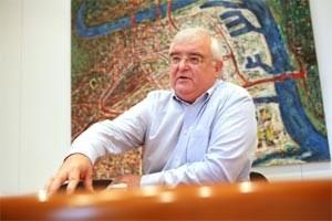 Der Linzer Bürgermeister Franz Dobusch will beim Ausbau der Straßenbahn das Land in die Pflicht nehmen.