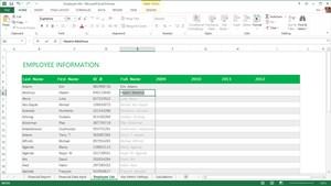 Excel in neuem Gewand