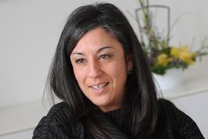 Maria Vassilakou (42) ist seit 2010 grüne Verkehrsstadträtin und Vizebürgermeisterin von Wien.