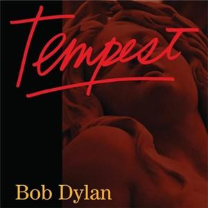 """Das Cover von Bob Dylans am 11. September erscheinendem Album """"Tempest"""" zeigt eine Statue des Wiener Pallas-Athene-Brunnens, die die Moldau verkörpert."""