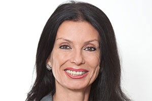 Sonja Klima engagiert sich sozial.