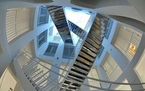 Im renovierten Salzburger Rathaus: Mit dem Energiemonitoring wird auch die Effizienz der Sanierungsmaßnahmen geprüft.