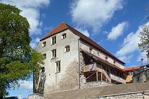 Auf Burg Frauenstein bei Mining treten immer wieder Bands auf. Nargaroth soll das nicht dürfen.