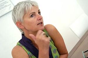 Maria Rösslhumer ist Geschäftsführerin des Vereins Autonome Österreichische Frauenhäuser.