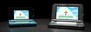 3DS und 3DS XL im Vergleich