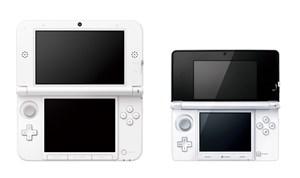 Die Displays des 3DS XL sind fast doppelt so groß wie die Screens des 3DS.