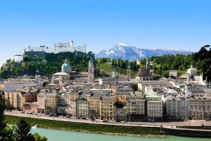 Zwischen Jammern und Erleichterung: Die Salzburger Innenstadtsperre trifft auf geteilte Meinungen