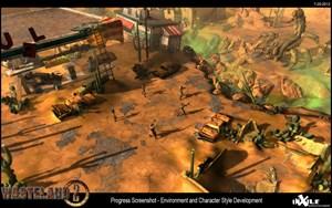 "Erster Screenshot aus ""Wasteland 2"""