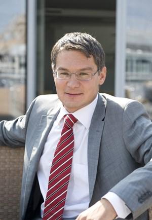 Michael Piber ist neuer Geschäftsführer bei Reichl und Partner.