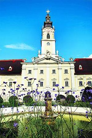 Kirche mit Hang zur Wissenschaft: das Stift Altenburg.