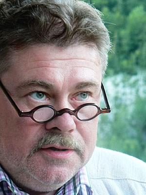 Wolfgang A. Schuhmayer will die Erfolge der tiergestützten Therapie dokumentieren.