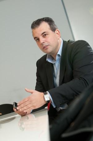 """Paulo Baptisa erzählt von BlackBerry 10: """"Das ist eine brandneue Plattform"""""""