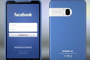 Wenn es nach Designer Michal Bonikowski geht, könnte das Facebook Phone so aussehen