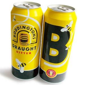 Boddingtons Draught Bitter, € 2,50 bei Bobbys Foodstore, Schleifmühlg. 8, 1040 Wien