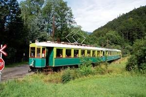Fahrpläne und Infos unter www.lokalbahnen.at/hoellentalbahn/