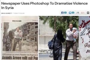 """Auch der US-Technologie-Blog Gizmodo berichtet über die Bilderauswahl der """"Krone"""""""