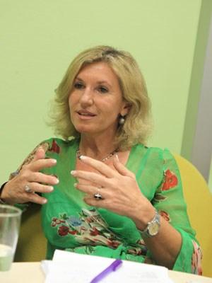 """""""Die Ausgliederung der Med-Unis war aus heutiger Sicht ein richtiger Schritt"""", sagt Uni-Rats-Vorsitzende Gabriele Fischer."""