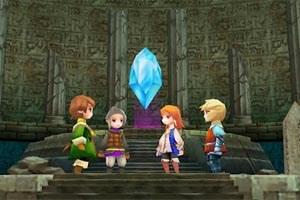 Final Fantasy III: Wird ein Launch-Titel der OUYA.
