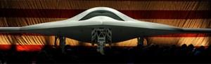 "X-47B Drohne erinnert stark an ein ""UFO""."