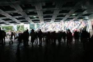 Auch in dunklen Kanälen ist es in London kaum möglich, noch an Olympiatickets zu gelangen.