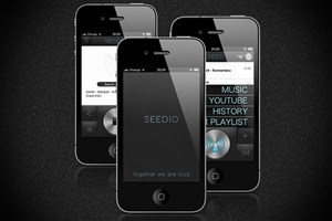 Seedio connects up to 150 iPhones, iPads and iPod touch devices.