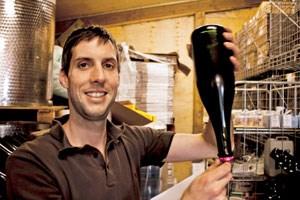 Sam Lido macht in seiner Camel Valley Winery in Cornwall exzellenten Schaumwein.
