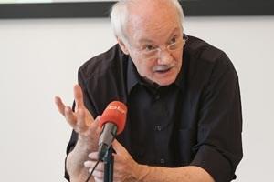 Volkswirtschaftler Günter Faltin, Mitglied der Stiftung Entrepreneurship und des Projektbeirats.