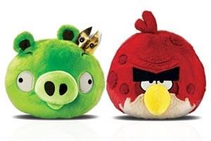 Wütende Plüschvögel retteten einen amerikanischen Spielzeughersteller