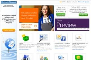 Microsoft öffnet seinen App-Store für Office 2013.