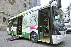 Ab Herbst gehen bei den Wiener Linien zwölf Elektrobusse in Betrieb.