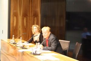Der soeben bestätigte Datenschutzrats-Vorsitzende Johann Maier zog Bilanz.