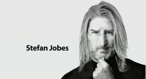 """""""Stefan Jobes"""" ist ein Visionär in der Samsung-Parodie von Conan O'Brien"""